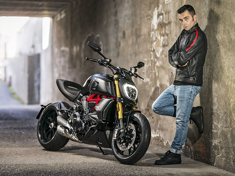 2021 Ducati Diavel 1260 in Fort Montgomery, New York - Photo 12
