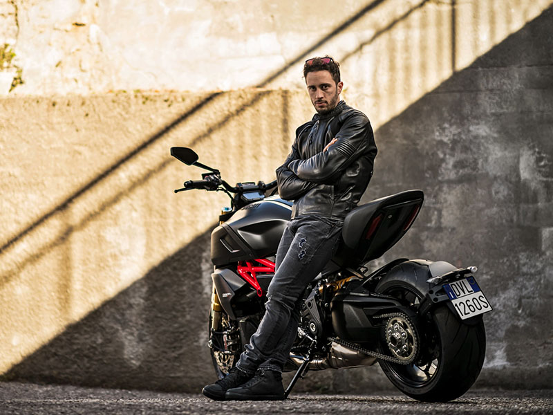 2021 Ducati Diavel 1260 in Greenville, South Carolina - Photo 15