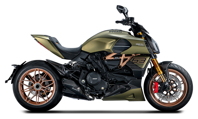 2021 Ducati Diavel 1260 Lamborghini in Elk Grove, California - Photo 1