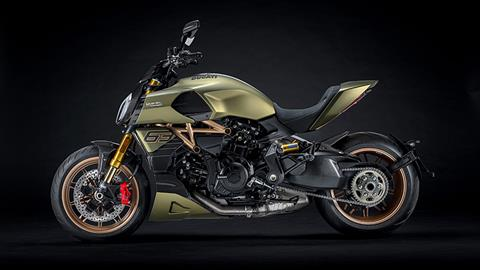 2021 Ducati Diavel 1260 Lamborghini in Elk Grove, California - Photo 3