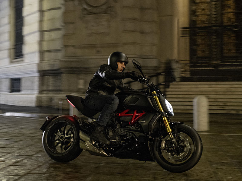 2021 Ducati Diavel 1260 S in Medford, Massachusetts - Photo 3