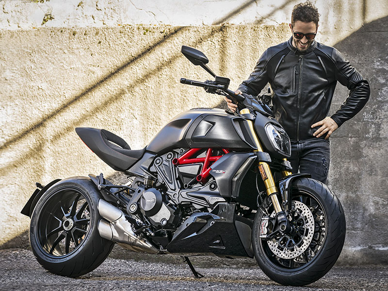 2021 Ducati Diavel 1260 S in De Pere, Wisconsin - Photo 14