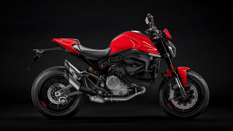 2021 Ducati Monster + in De Pere, Wisconsin - Photo 2