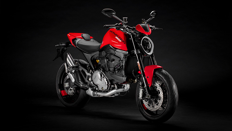 2021 Ducati Monster + in New Haven, Connecticut - Photo 3