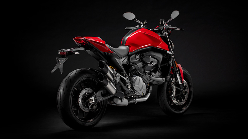 2021 Ducati Monster + in De Pere, Wisconsin - Photo 4