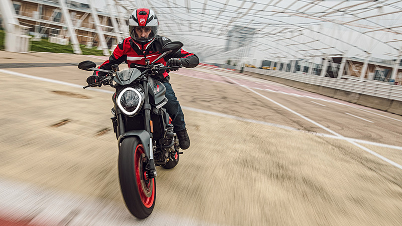 2021 Ducati Monster + in De Pere, Wisconsin - Photo 15