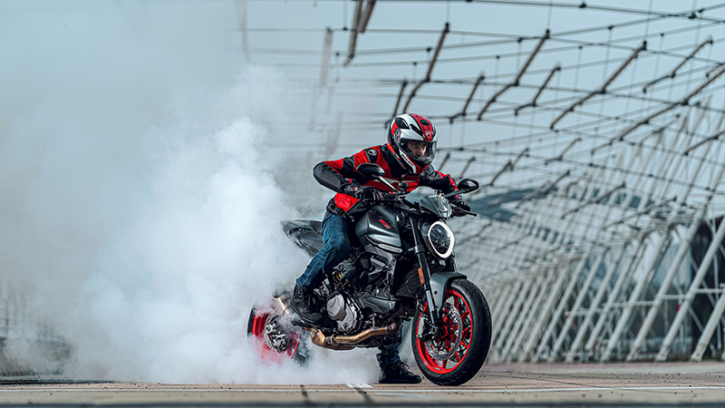 2021 Ducati Monster + in De Pere, Wisconsin - Photo 19