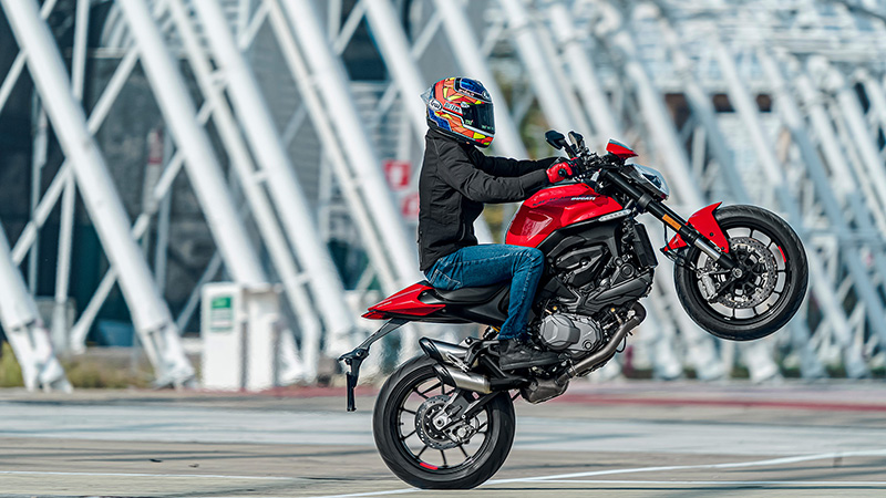 2021 Ducati Monster + in Albuquerque, New Mexico - Photo 8
