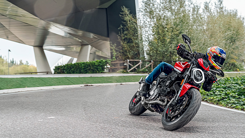 2021 Ducati Monster + in West Allis, Wisconsin