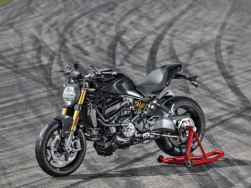 2021 Ducati Monster 1200 in Elk Grove, California - Photo 3