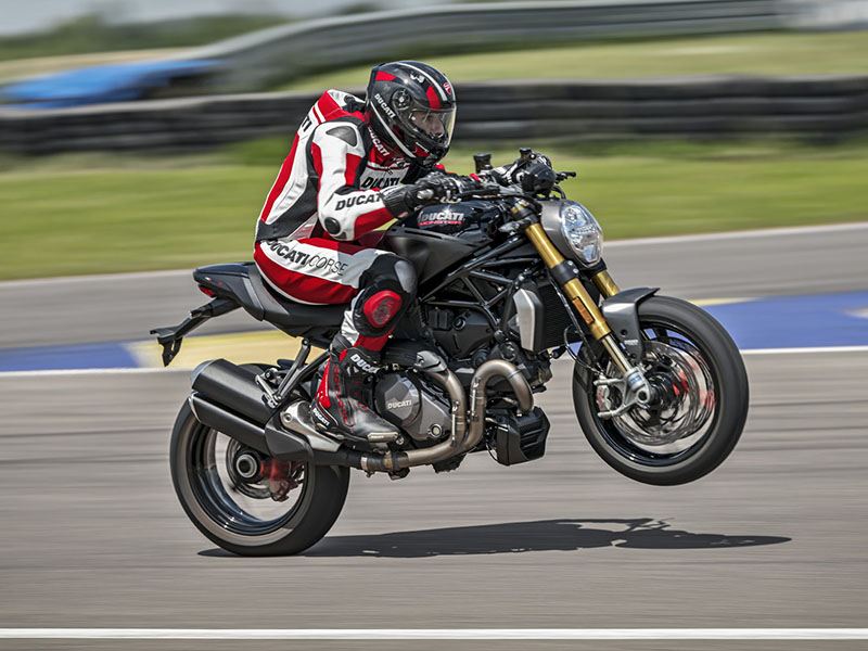 2021 Ducati Monster 1200 in Elk Grove, California - Photo 4
