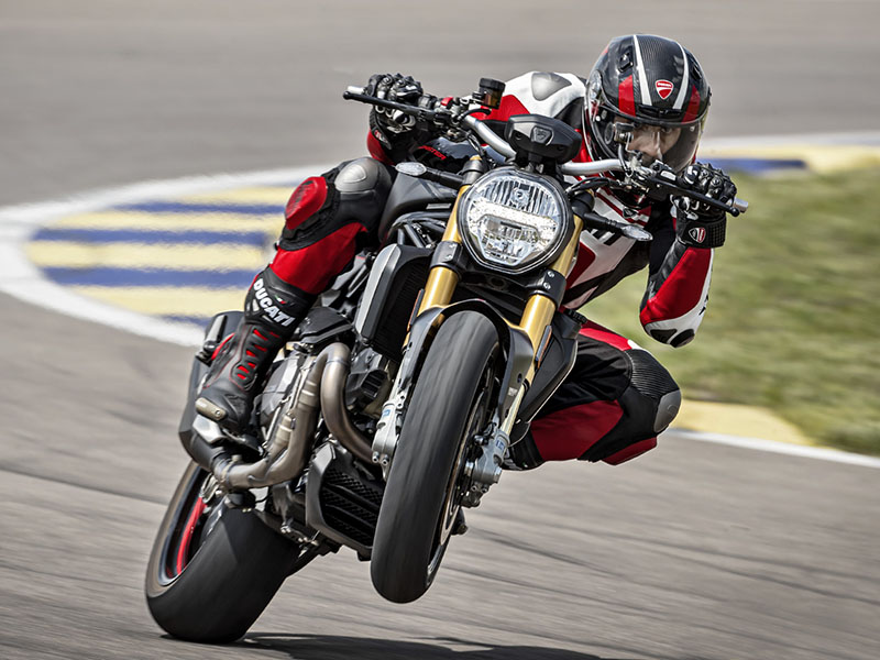 2021 Ducati Monster 1200 in Elk Grove, California - Photo 5