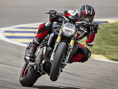 2021 Ducati Monster 1200 in Oakdale, New York - Photo 5