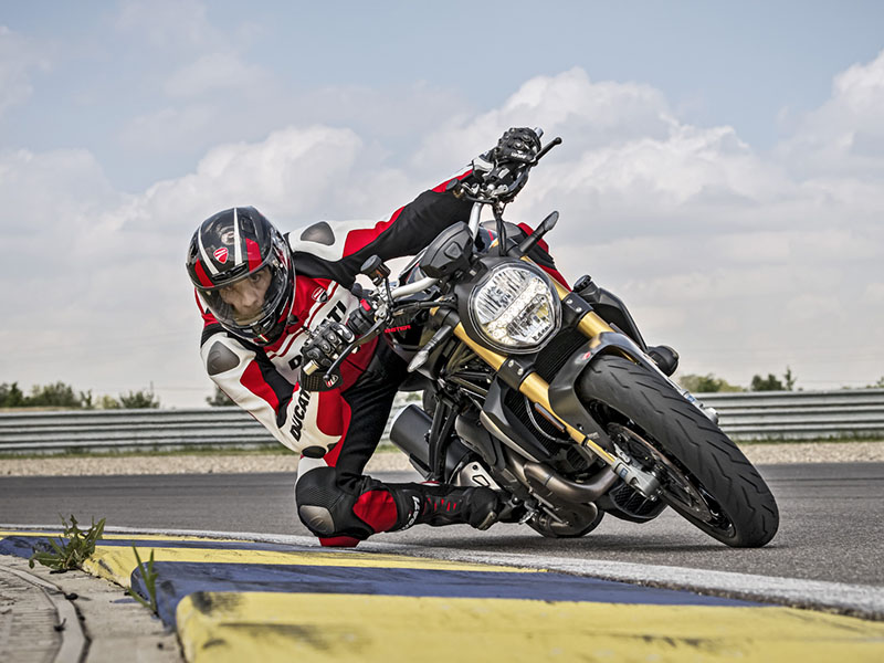2021 Ducati Monster 1200 in Albuquerque, New Mexico - Photo 6