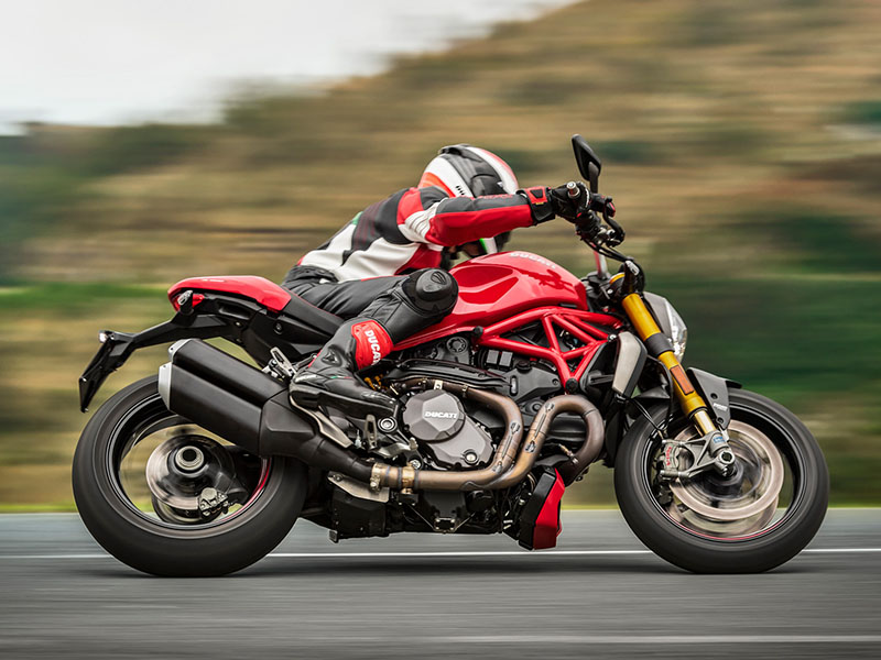 2021 Ducati Monster 1200 in Greenville, South Carolina - Photo 7