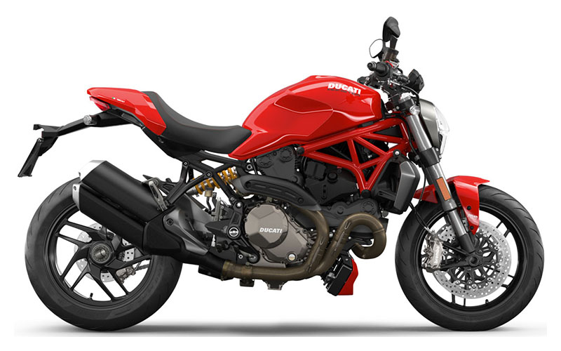 2021 Ducati Monster 1200 in Elk Grove, California - Photo 1
