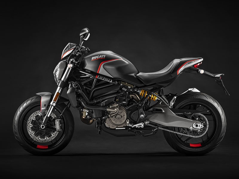 2021 Ducati Monster 821 Stealth in Columbus, Ohio - Photo 2