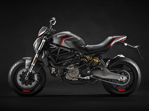 2021 Ducati Monster 821 Stealth in Saint Louis, Missouri - Photo 2