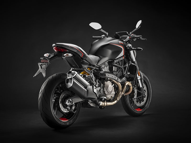 2021 Ducati Monster 821 Stealth in Saint Louis, Missouri - Photo 4