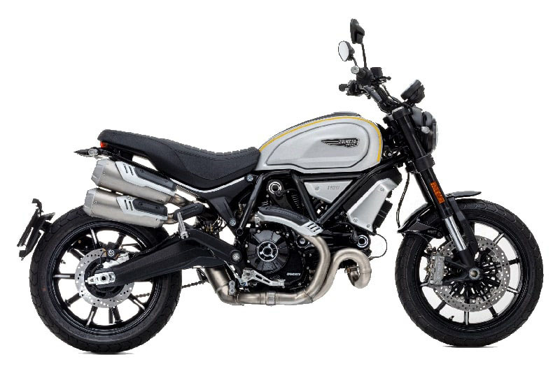 2021 Ducati Scrambler 1100 PRO in Columbus, Ohio - Photo 1