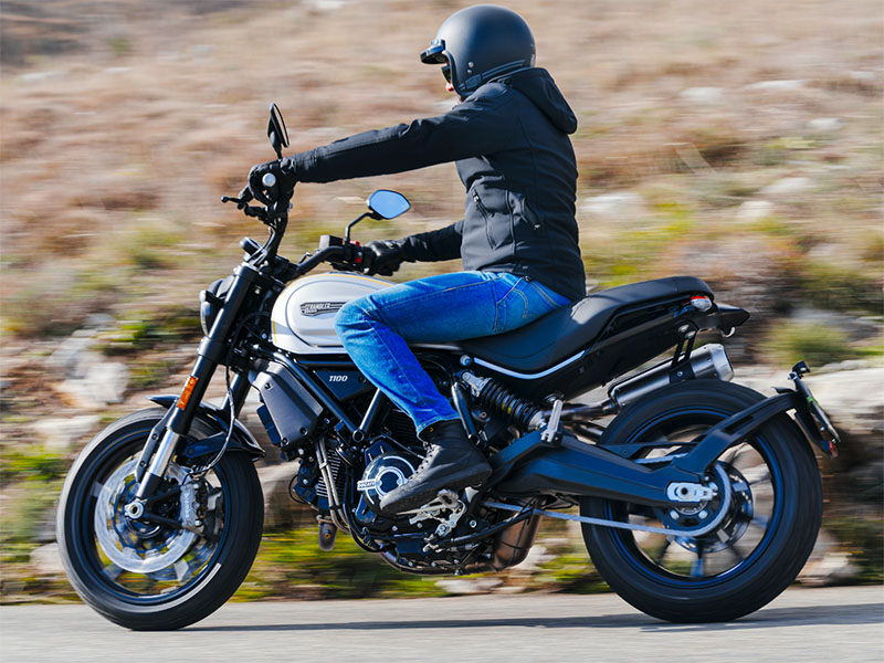 2021 Ducati Scrambler 1100 PRO in Albuquerque, New Mexico - Photo 2