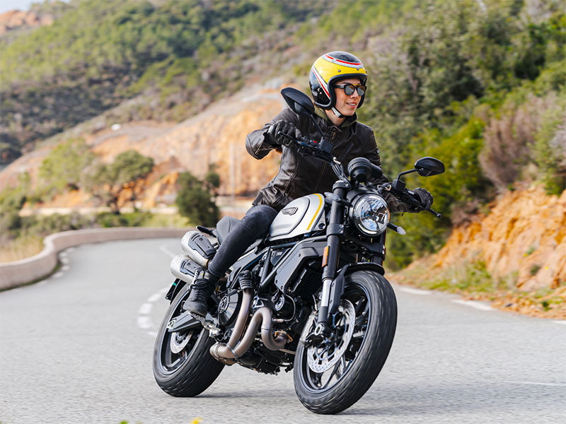 2021 Ducati Scrambler 1100 PRO in Albuquerque, New Mexico - Photo 5
