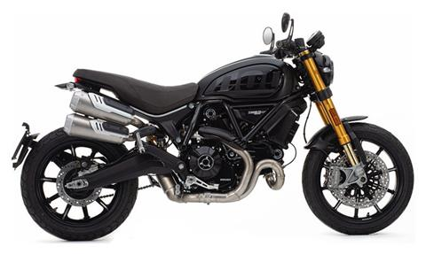 2021 Ducati Scrambler 1100 Sport PRO in Fort Montgomery, New York