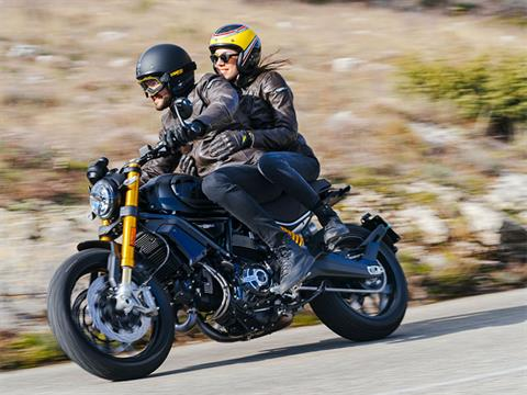 2021 Ducati Scrambler 1100 Sport PRO in West Allis, Wisconsin - Photo 2