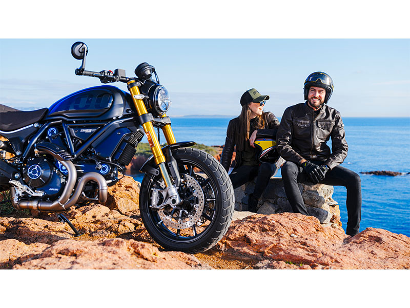 2021 Ducati Scrambler 1100 Sport PRO in Saint Louis, Missouri - Photo 4
