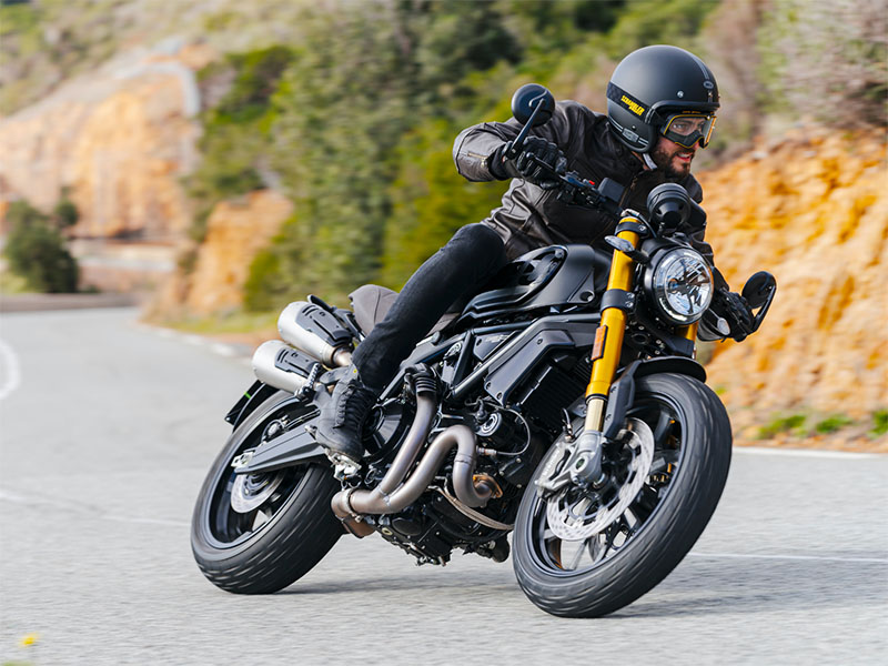 2021 Ducati Scrambler 1100 Sport PRO in Fort Montgomery, New York - Photo 5