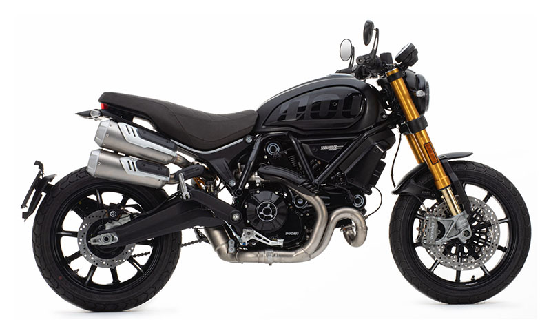 2021 Ducati Scrambler 1100 Sport PRO in West Allis, Wisconsin - Photo 1
