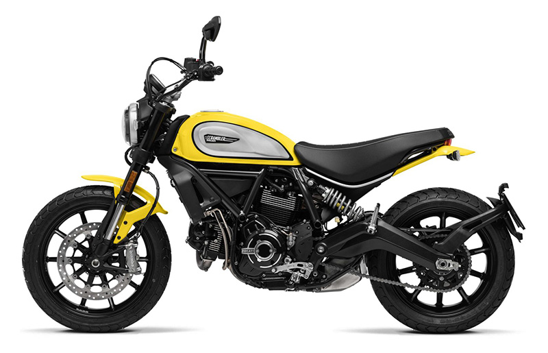 2021 Ducati Scrambler Icon in Oakdale, New York - Photo 2