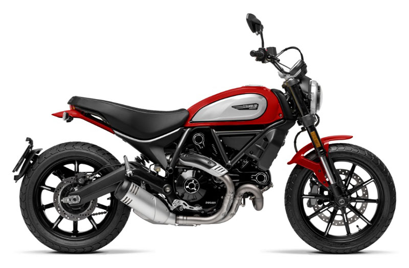 2021 Ducati Scrambler Icon in Columbus, Ohio - Photo 1
