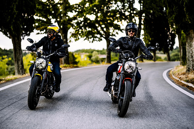 2021 Ducati Scrambler Icon in Oakdale, New York - Photo 3