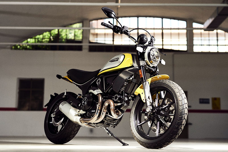 2021 Ducati Scrambler Icon in Columbus, Ohio - Photo 4