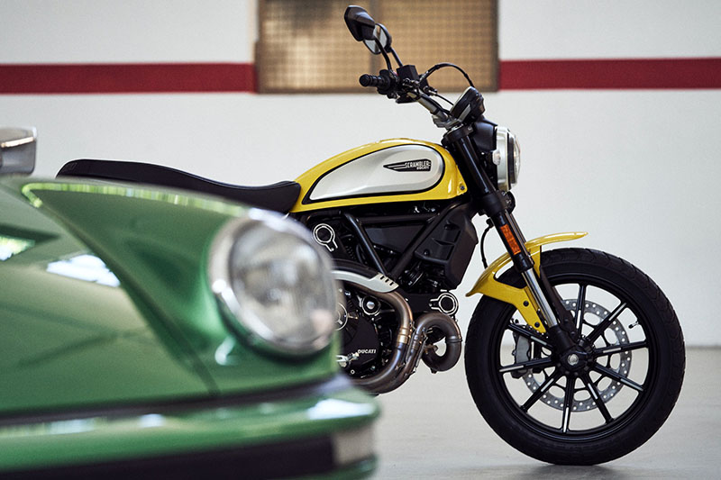 2021 Ducati Scrambler Icon in Albuquerque, New Mexico - Photo 5