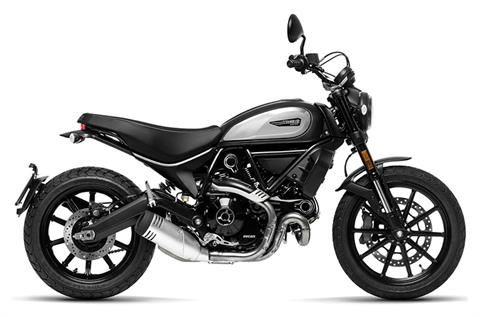 2021 Ducati Scrambler Icon Dark in Albuquerque, New Mexico