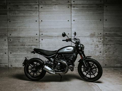 2021 Ducati Scrambler Icon Dark in Greenville, South Carolina - Photo 3