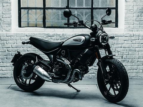 2021 Ducati Scrambler Icon Dark in Greenville, South Carolina - Photo 5