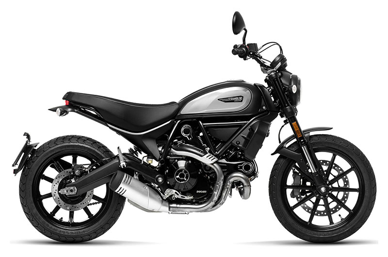 2021 Ducati Scrambler Icon Dark in Albuquerque, New Mexico - Photo 1