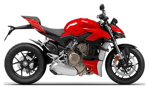 2021 Ducati Streetfighter V4 in Concord, New Hampshire