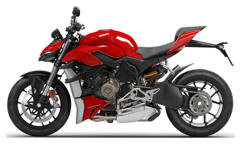 2021 Ducati Streetfighter V4 in Elk Grove, California - Photo 2
