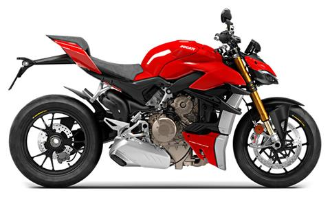 2021 Ducati Streetfighter V4 S in Fort Montgomery, New York