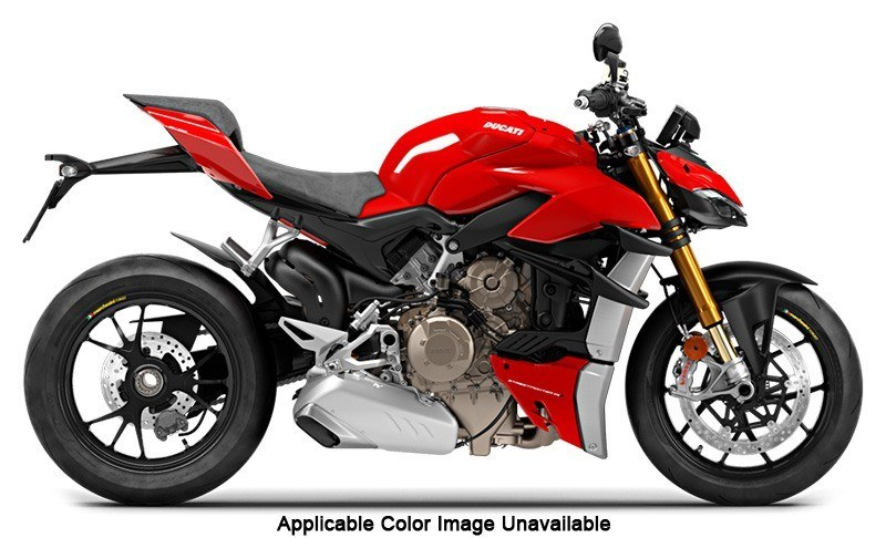 2021 Ducati Streetfighter V4 S in Oakdale, New York