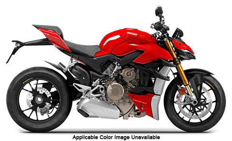 2021 Ducati Streetfighter V4 S in Concord, New Hampshire