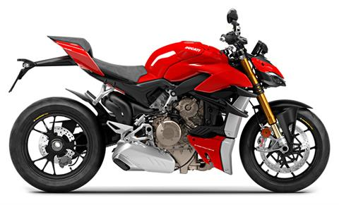 2021 Ducati Streetfighter V4 S in New Haven, Connecticut - Photo 1