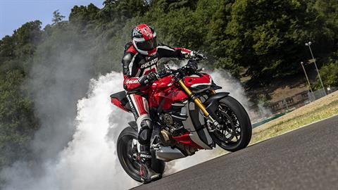 2021 Ducati Streetfighter V4 S in New Haven, Connecticut - Photo 3