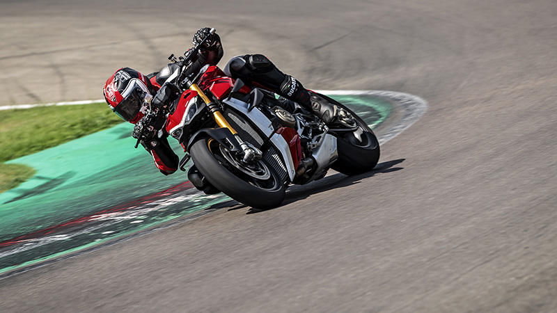 2021 Ducati Streetfighter V4 S in New Haven, Connecticut - Photo 7