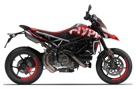 2021 Ducati Hypermotard 950 RVE in Harrisburg, Pennsylvania