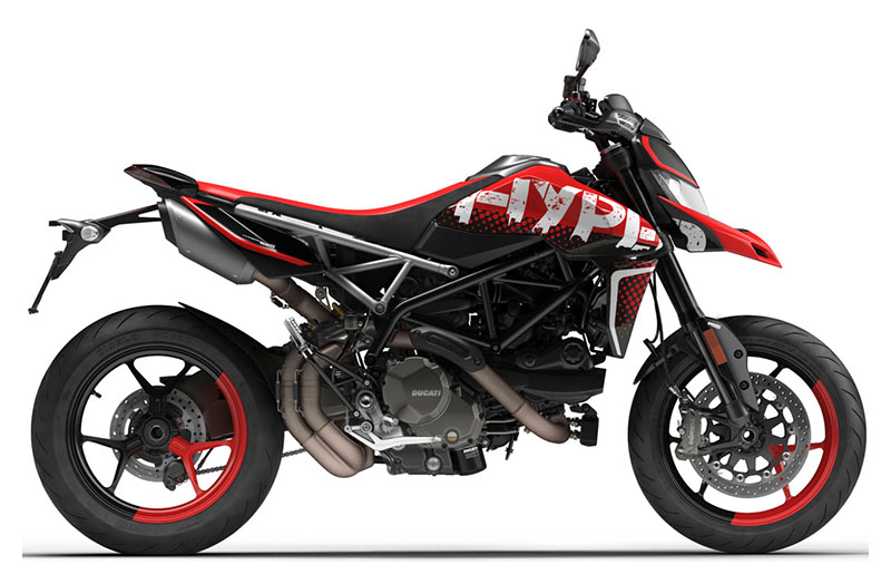 2021 Ducati Hypermotard 950 RVE in De Pere, Wisconsin - Photo 1